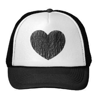 Pencilled in - Black Trucker Hat