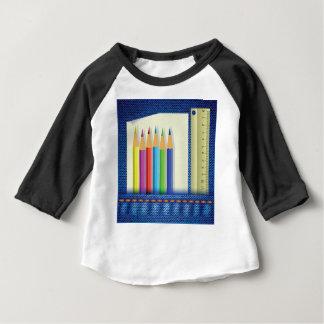 pencils set baby T-Shirt