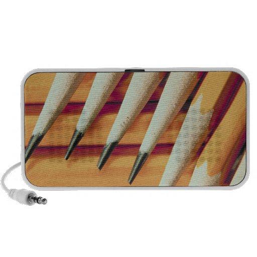 Pencils Travelling Speaker
