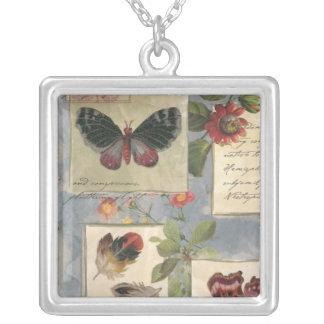 "Pendant ""Botanical Butterfly"""