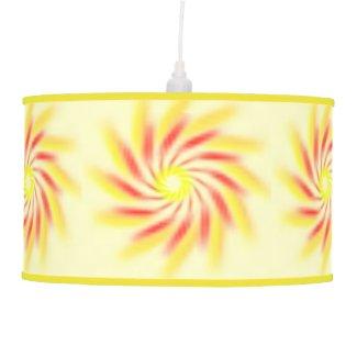 Pendant Lamp - Pinwheel