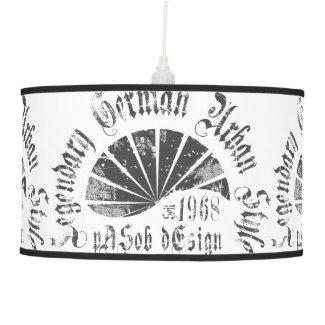 Pendant Lamp template