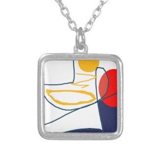 Pendant Necklaces Necklace with Original Art
