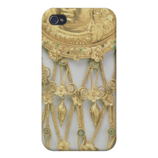 Pendant with the head of Athena Parthenos iPhone 4 Case