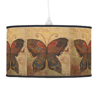 Pendent Lamp Butterfly