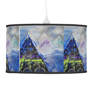 Pendent Lamp Glass Mountain