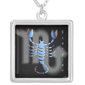 Pendentif signe du zodiac Scorpion Pendant