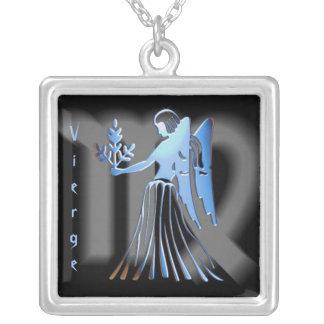 Pendentif signe du zodiac Vierge Custom Jewelry