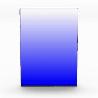 Pendiente azul
