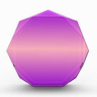 Pendiente bilinearia de H - violeta y rosa