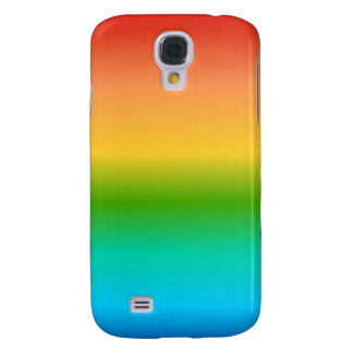 Pendiente colorida del color del arco iris