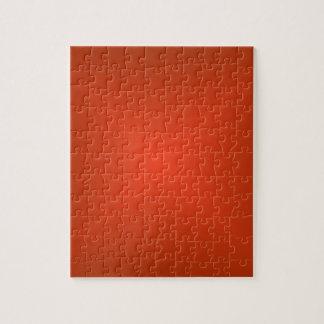 Pendiente cuadrada - rojo oscuro y roja clara rompecabezas con fotos
