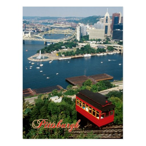 Pendiente de Duquesne, Pittsburgh, Pennsylvania Postal