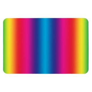 Pendiente del arco iris - plantilla modificada par iman