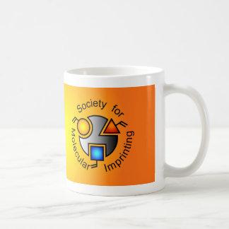 Pendiente del naranja de la taza del SMI