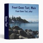 Pendiente, el lago Tahoe del norte