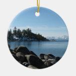 Pendiente, el lago Tahoe del norte Adorno