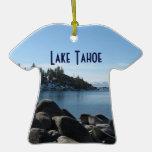 Pendiente, el lago Tahoe del norte Ornamentos De Reyes
