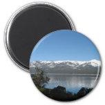 Pendiente, el lago Tahoe del norte Iman Para Frigorífico