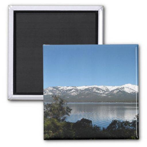 Pendiente, el lago Tahoe del norte Iman