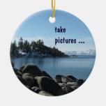 Pendiente, el lago Tahoe del norte Ornato