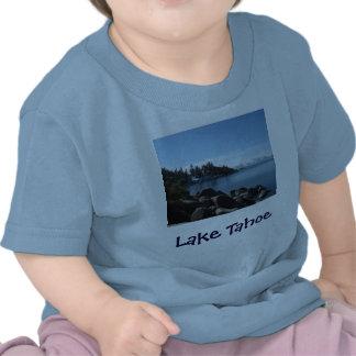 Pendiente, el lago Tahoe del norte Camisetas