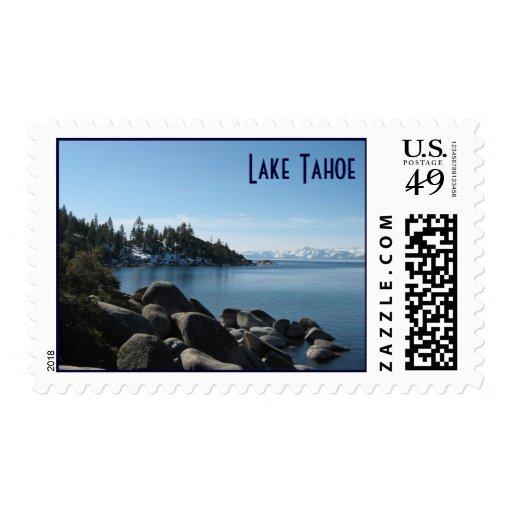 Pendiente, el lago Tahoe del norte Sellos