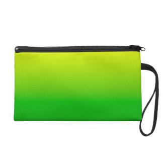 pendiente inferior verde superior amarilla