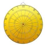 Pendiente linear de H - amarillo al naranja Tabla Dardos