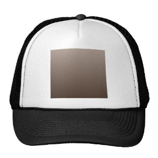 Pendiente linear de H - marrón clara a Brown oscur Gorras