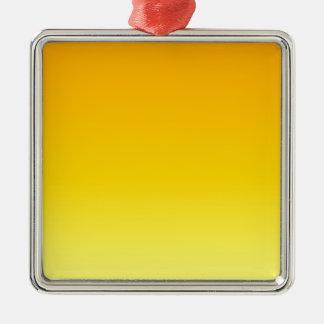Pendiente linear de H - naranja a amarillear Adorno Para Reyes