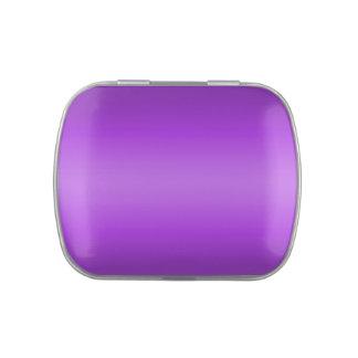 Pendiente oscura y purpúrea clara - plantilla viol