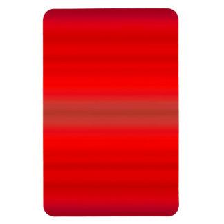 Pendiente roja nuclear - espacio en blanco de la p imán flexible