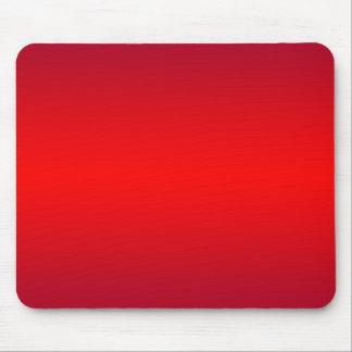 Pendiente roja nuclear - espacio en blanco de la p alfombrilla de ratón