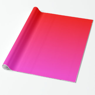 Pendiente rosada papel de regalo