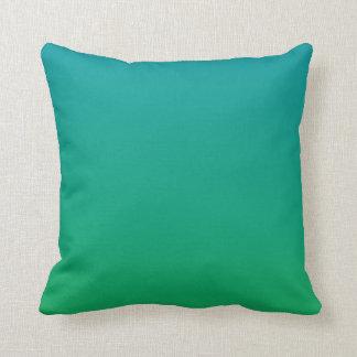 Pendiente: Verde al trullo Cojin