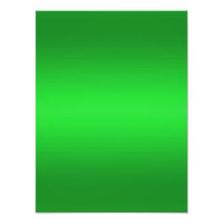 Pendiente verde clara - plantilla B de los verdes  Fotografías