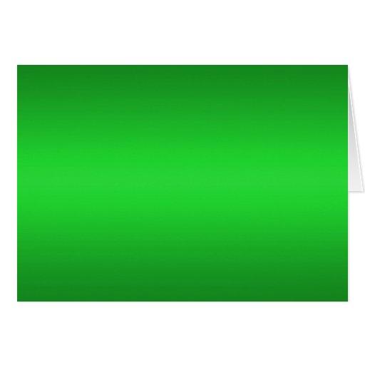 Pendiente verde clara - plantilla B de los verdes  Tarjetón