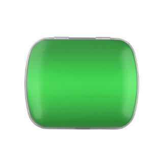 Pendiente verde clara - plantilla de los verdes frascos de dulces