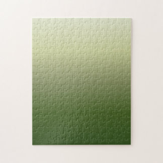 Pendiente verde puzzle