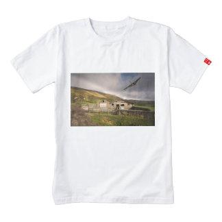Pendle XH558 Zazzle HEART T-Shirt