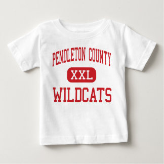 Pendleton County - Wildcats - High - Falmouth Baby T-Shirt