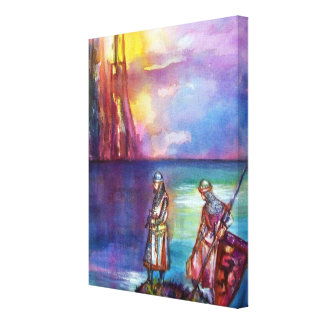 PENDRAGON STRETCHED CANVAS PRINTS