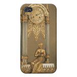 Pendule de París, c.1830 iPhone 4 Carcasas