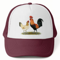 Penedesenca Chickens Trucker Hat