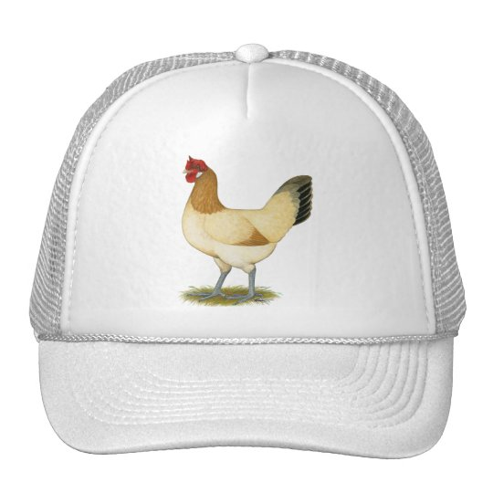 Penedesenca:  Wheaten Hen Trucker Hat