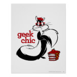 Penelope  - Geek Chic Poster