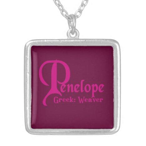 Penelope Necklace