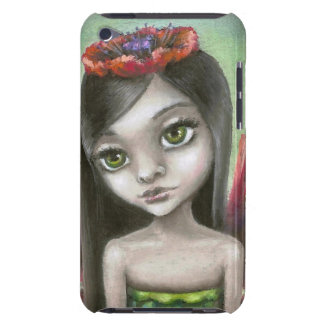 Penelope the poppy fae barely there iPod covers