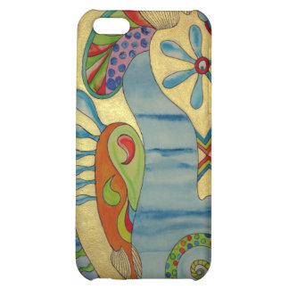 Penelope the Seahorse.jpg Case For iPhone 5C